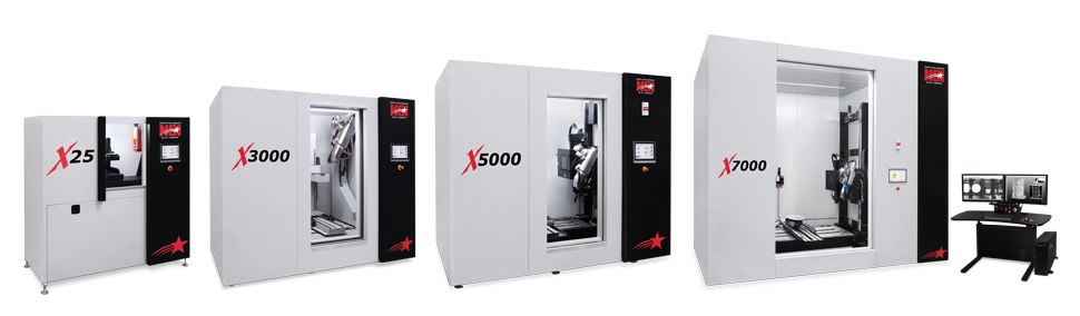3D X-Ray Industrial Inspection Systems