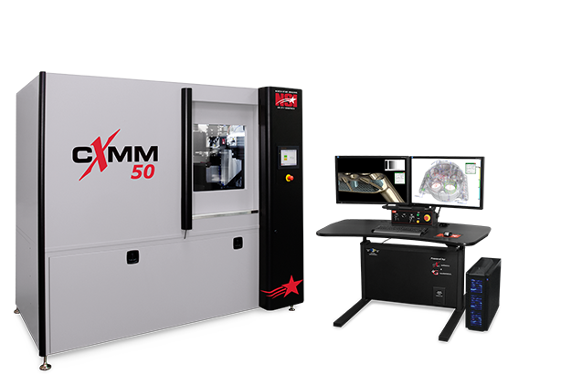 CXMM 50 NDT 2D & 3D X-Ray Inspection System
