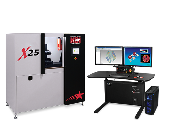 X25 NDT 2D & 3D X-Ray Inspection System