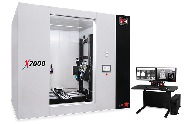 X7000 NDT 2D & 3D X-Ray Inspection System