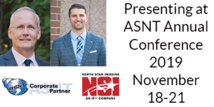 NSI Presents at ASNT Annual Conference 2019