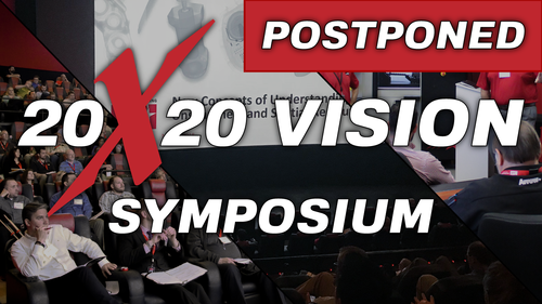 x-ray scanning technology symposium postponed